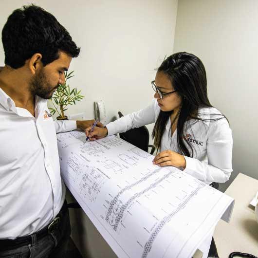 ingeniería estructural, calculistas