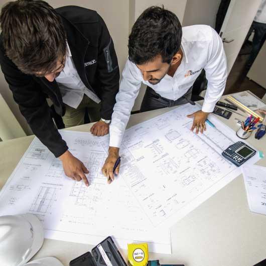 cálculo estructural, calculistas