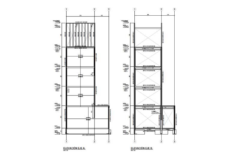 cálculo estructural, ingeniería estructural, mecánica de suelos