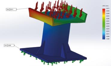 ingeniería estructural, cálculo estructural